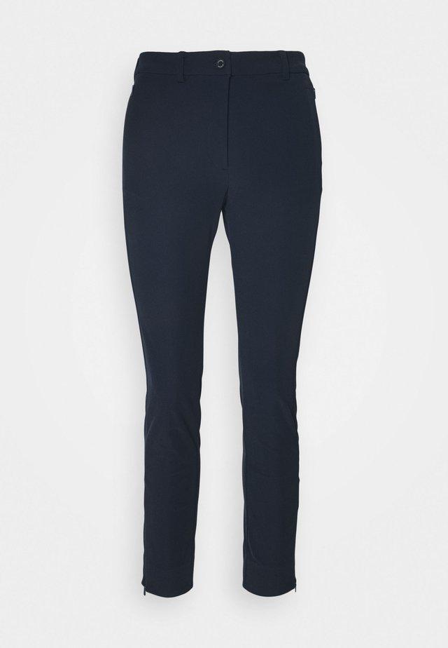 MARIA GOLF PANT - Pantalon classique - navy