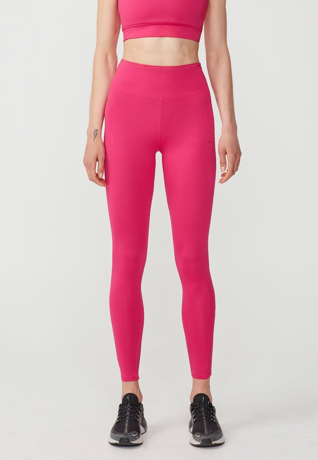 MIKO ELEMENT  - Leggings - fuchsia