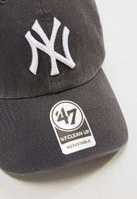'47 - MLB '47 CLEAN UP - Cap - charcoal - 4