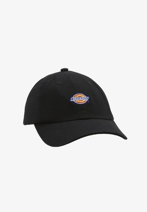 HARDWICK 6 PANEL LOGO - Caps - black
