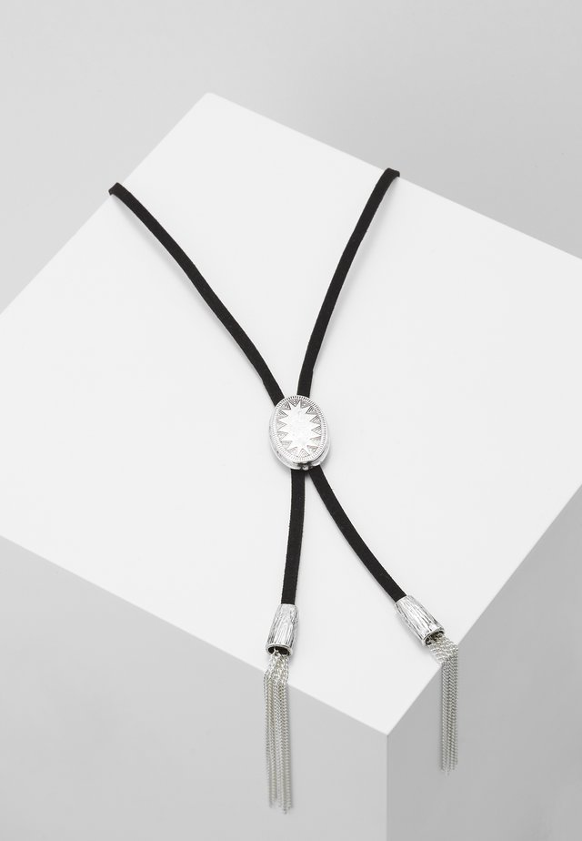 Necklace - black