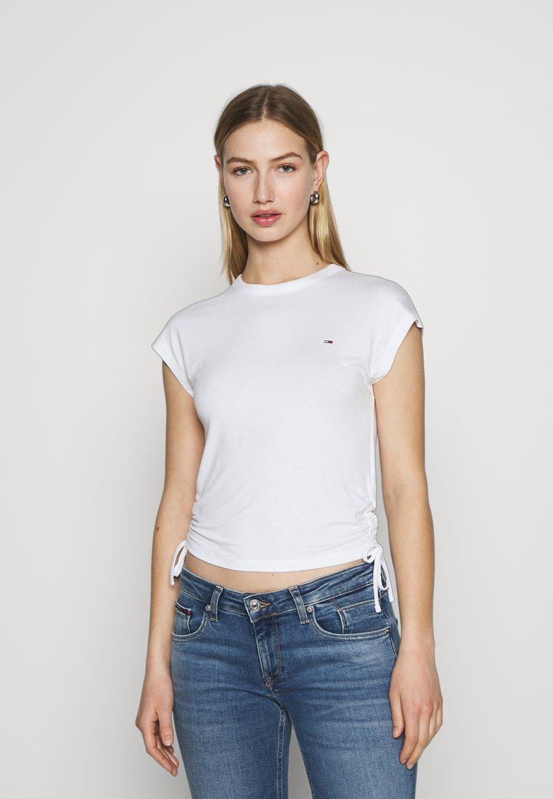 Tommy Jeans - Basic T-shirt - white