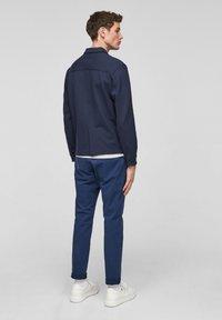 s.Oliver - Summer jacket - dark blue - 2
