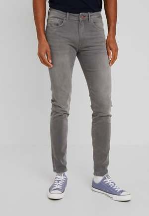 SEAHAM CLASSIC - Jeans slim fit - grey