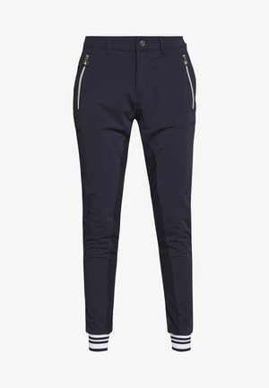 HOOLI - Trousers - dark blue