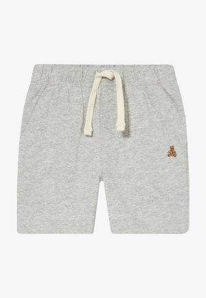 Short - light heather grey