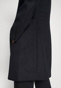 Esprit Collection - HOOD - Klasyczny płaszcz - navy - 5
