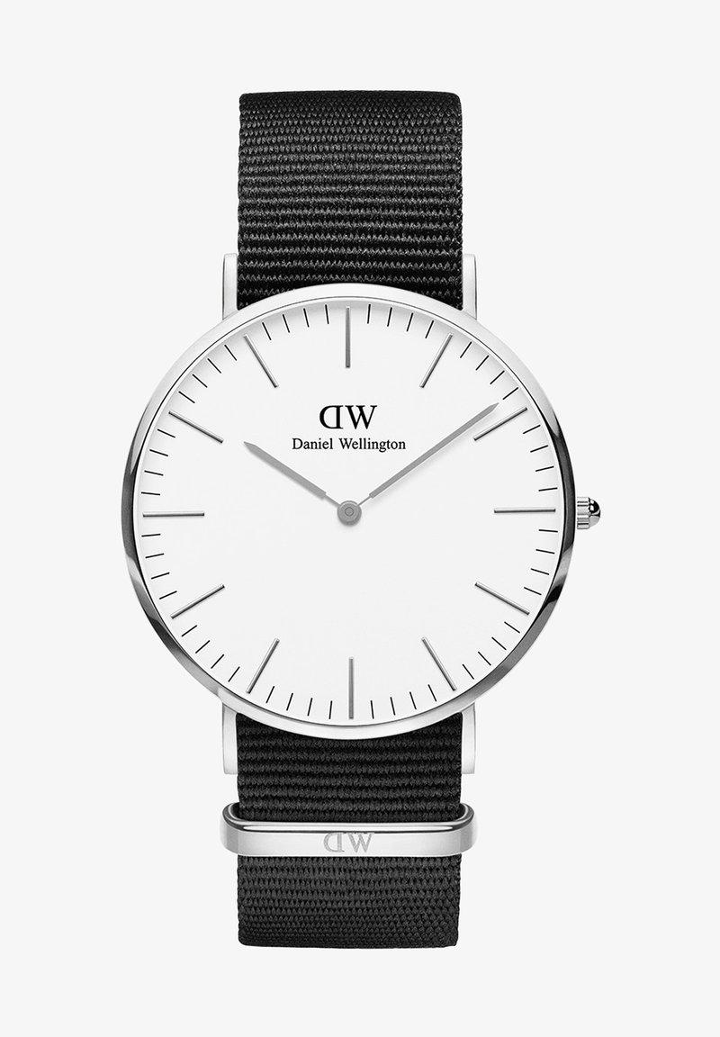 Daniel Wellington - CLASSIC CORNWALL 40MM - Reloj - silver-coloured
