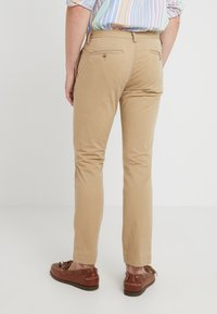 Polo Ralph Lauren - BEDFORD PANT - Pantaloni - luxury tan - 2