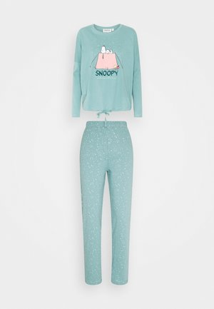 Pyjama - medium turquoise