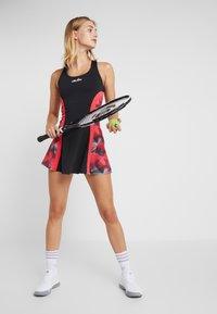 Ellesse - SALOME - Sports dress - black - 1