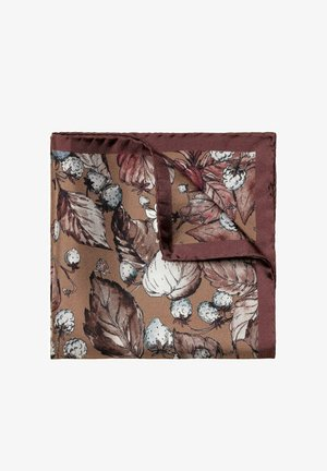 Lommetørklæde - brown