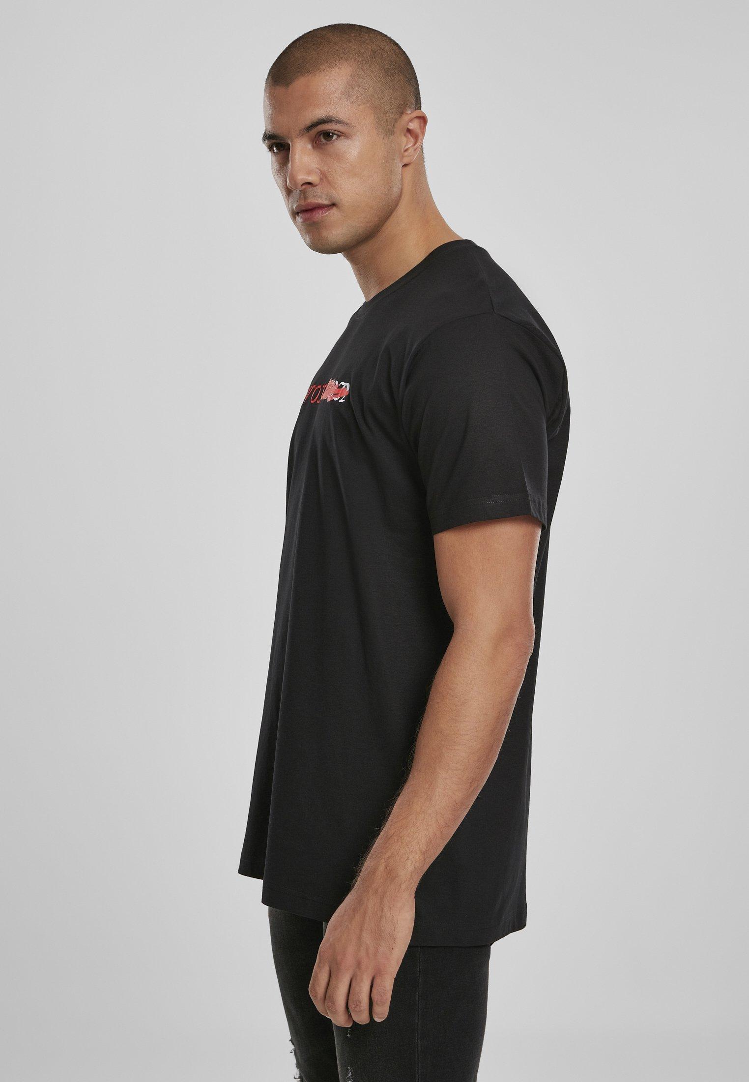 Mister Tee RELOVEAUTION - Print T-shirt - black bOkbS