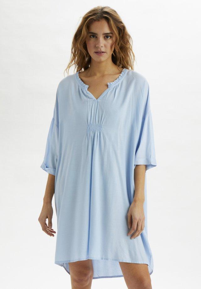 CRLINE OZ  - Tunique - cashmere blue