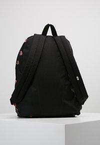 Vans - REALM BACKPACK - Reppu - black - 2