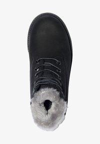 Timberland - 6 INCH PREMIUM WP SHEARLING - Winter boots - black nubuck - 0