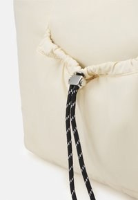 Topshop - TOGGLE RUCHED TOTE - Cabas - stone - 3