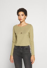 Esprit - Long sleeved top - olive - 0
