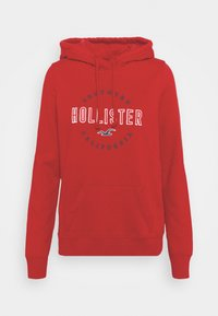 Hollister Co. - Hoodie - red - 0