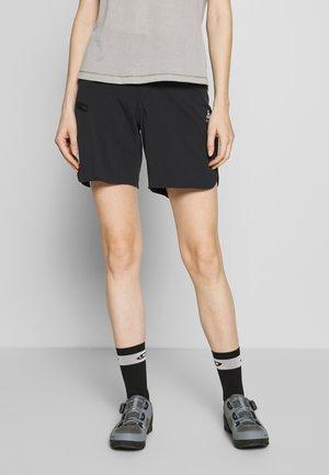 SHORTS MILLENNIUM - kurze Sporthose - black