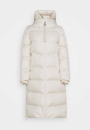 Dunkåpe / -frakk - birch white