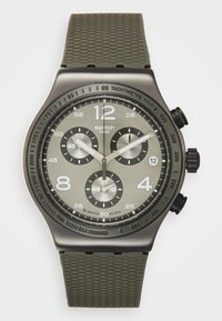 Swatch - TURF WRIST - Chronograph watch - khaki - 0
