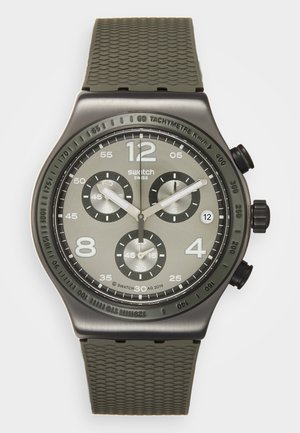 TURF WRIST - Chronograph watch - khaki
