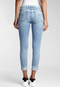 Gang - COMFORT RETRO - Jeans Skinny Fit - sky vintage - 1