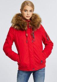 Harlem Soul - GI-GI  - Winter jacket - red - 3