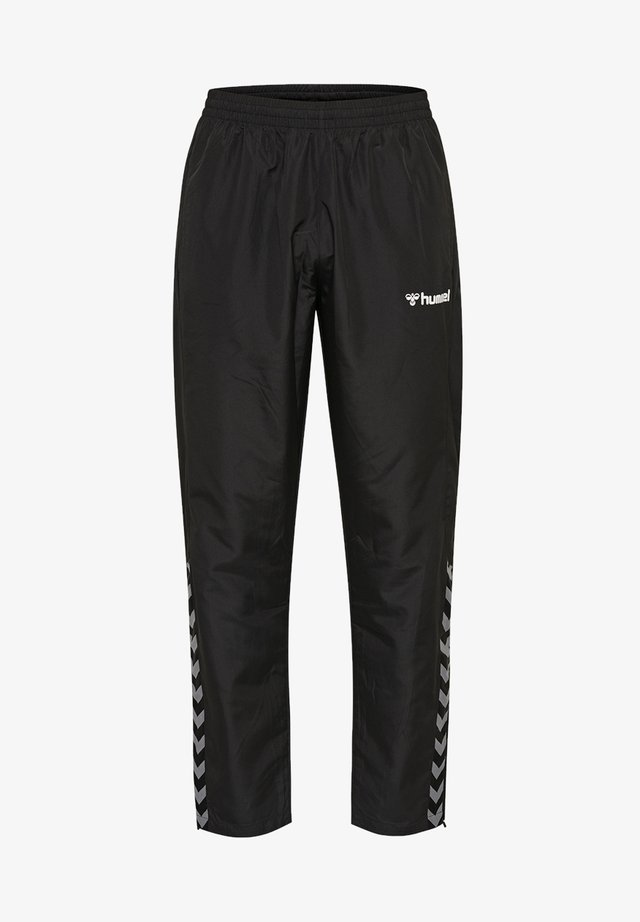 AUTHENTIC KIDS MICRO PANT - Broek - black/white