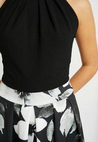Anna Field Petite - Robe de soirée - white/black - 6