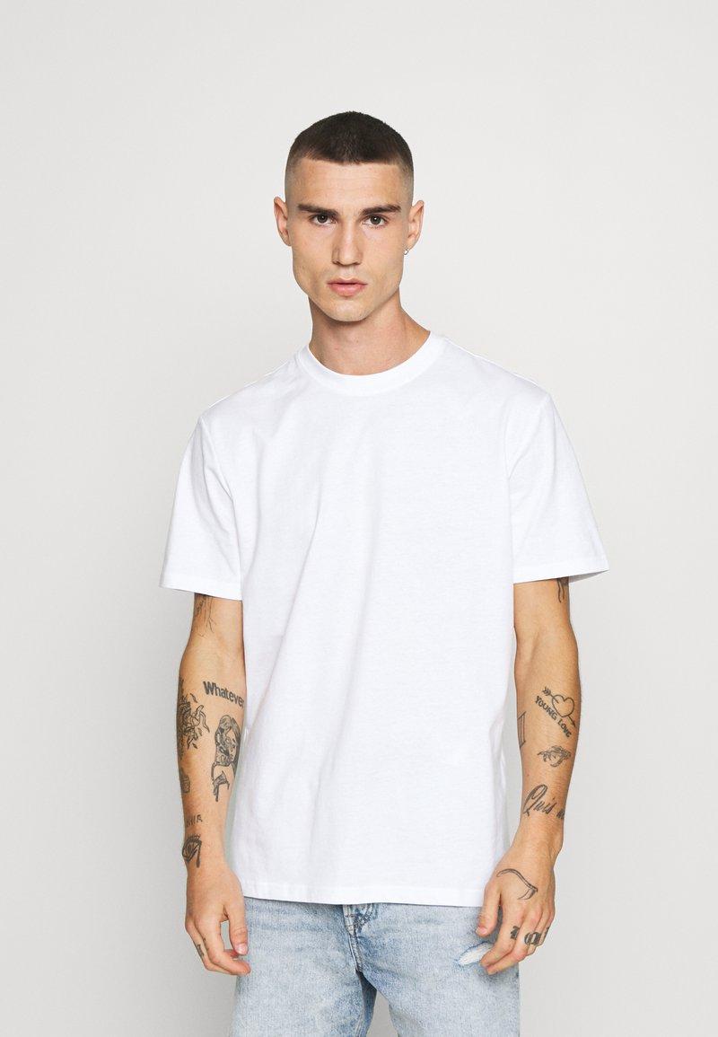 Only & Sons - ONSLUIGI LIFE TEE  - Basic T-shirt - white