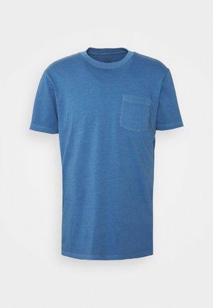 Basic T-shirt - cornflower