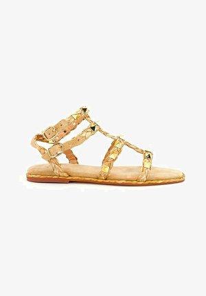 Sandals - sand