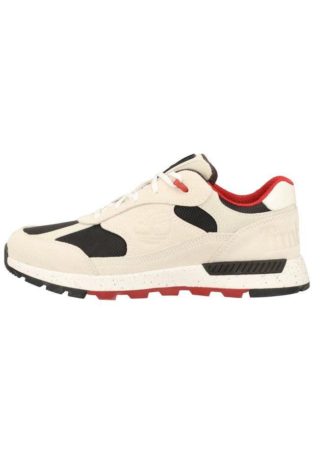 TIMBERLAND SNEAKER - Sneaker low - chalk 1261