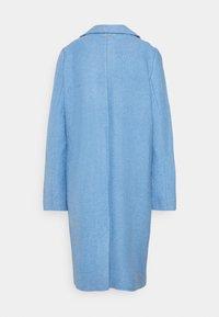 s.Oliver - Klasyczny płaszcz - light blue - 1