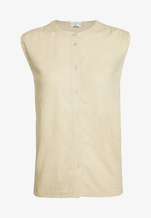 BLOUSE - Blouse - cream toffee