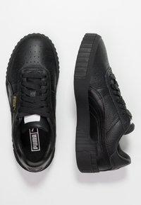 Puma - CALI - Sneaker low - black - 3
