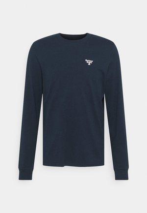 HILL  - Langærmede T-shirts - navy