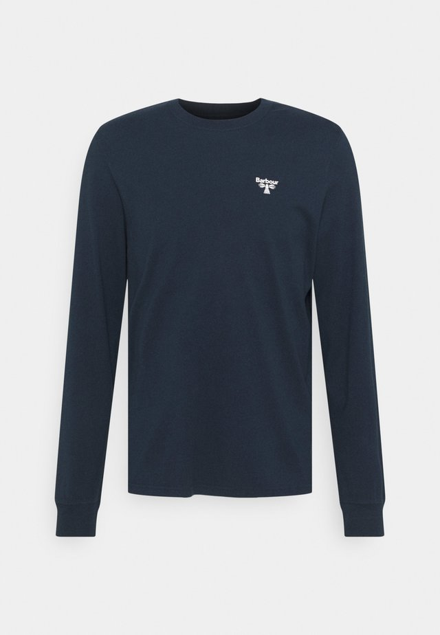 HILL  - Long sleeved top - navy