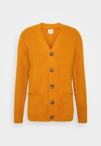 Redefined Rebel - TOBY CARDIGAN - Cardigan - golden oak - 5