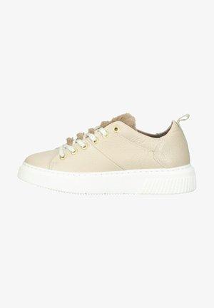 Sneakers laag - ecru/light beige
