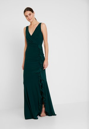 Occasion wear - emerald green