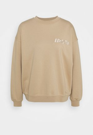 CREAM DOCTOR ONECK - Sweatshirt - light khaki