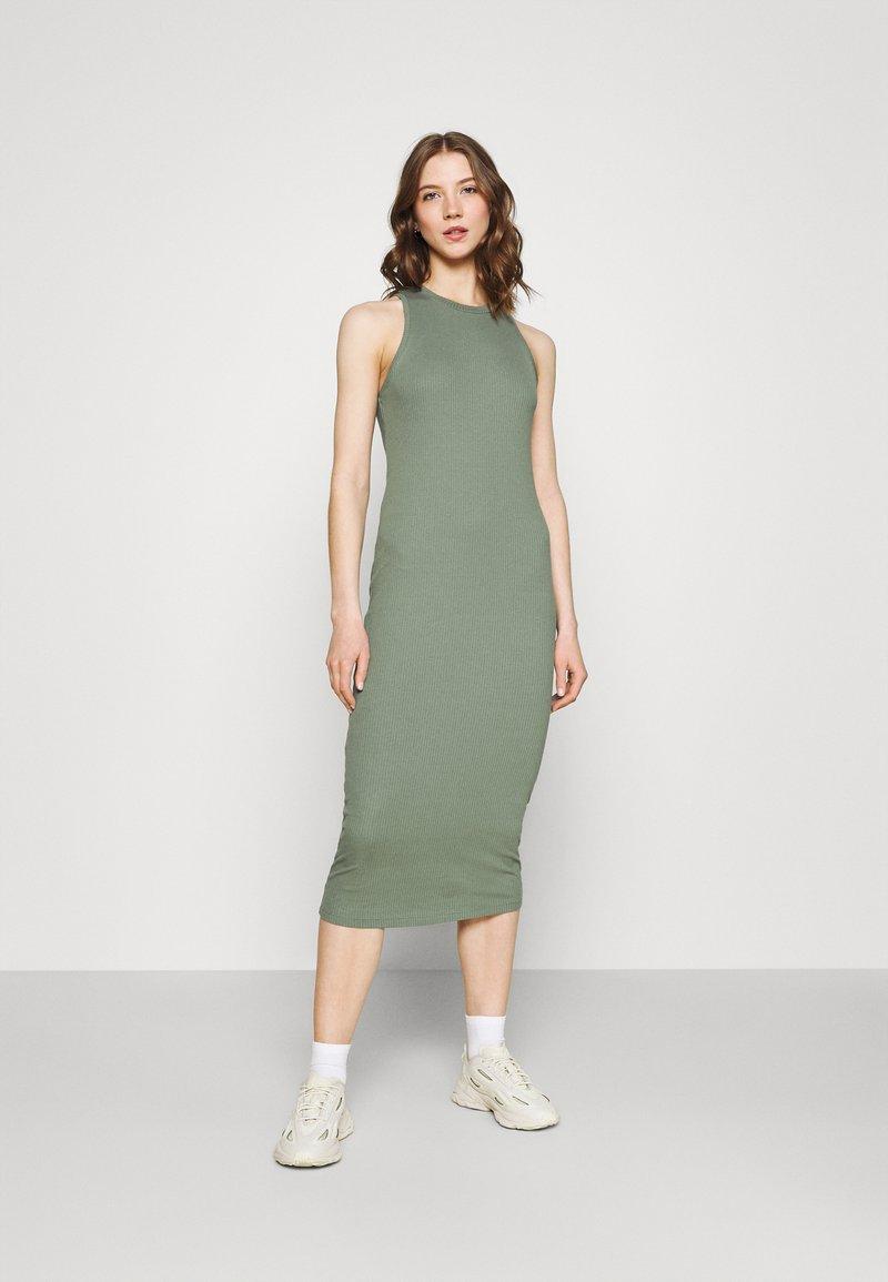 Vero Moda - VMLAVENDER DRESS - Maxi dress - laurel wreath