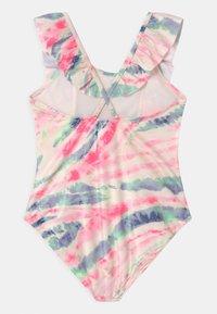 GAP - GIRL PRINCESS - Kostium kąpielowy - multi tie dye - 1