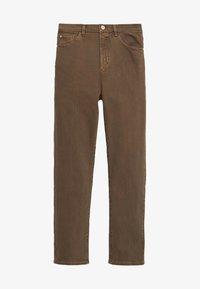 Massimo Dutti - Slim fit jeans - brown - 4
