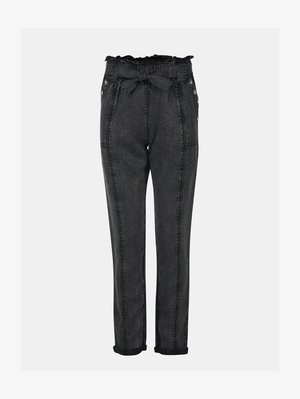 FUJI - Relaxed fit jeans - grey