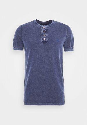 CAMILLO - Basic T-shirt - blue denim