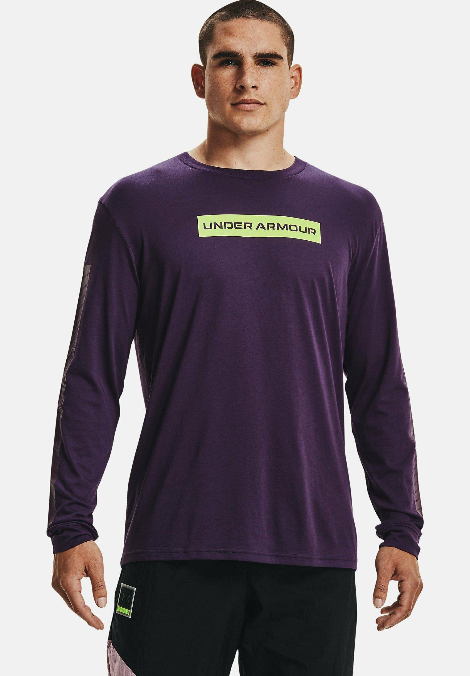 Uomo SWERVE - Maglietta a manica lunga